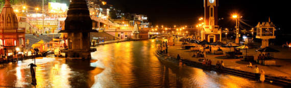 INDIA: MISTICISMO E SACRALITA' DEL GANGE