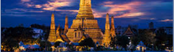 THAILANDIA: BANGKOK E RIVER KWAI